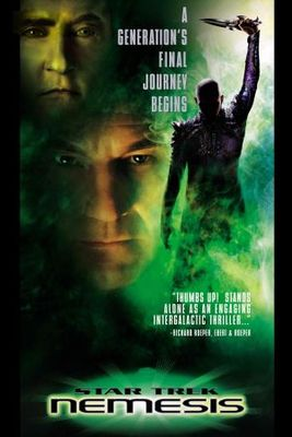 Star Trek: Nemesis movie poster (2002) poster MOV_8b1ce44e