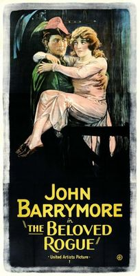 The Beloved Rogue movie poster (1927) poster MOV_8b1d1f6b