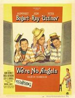 We're No Angels movie poster (1955) picture MOV_8b1f6fa9