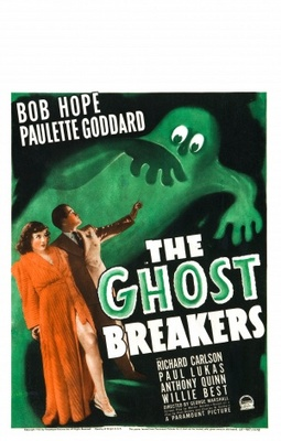 The Ghost Breakers movie poster (1940) poster MOV_8b2a06c6
