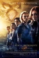 The Mortal Instruments: City of Bones movie poster (2013) picture MOV_8b2b0b36