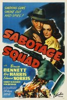 Sabotage Squad movie poster (1942) picture MOV_8b305d0e