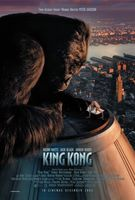 King Kong movie poster (2005) picture MOV_8b34c036