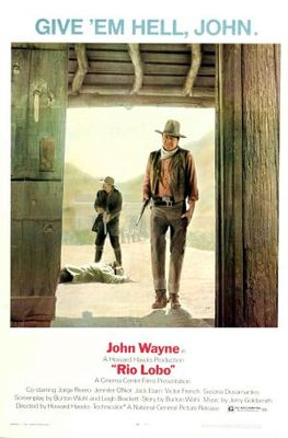 Rio Lobo movie poster (1970) poster MOV_8b36ccca