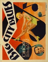 Big City Blues movie poster (1932) picture MOV_8b3a8c7a