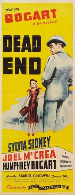 Dead End movie poster (1937) poster MOV_8b3bb7dd