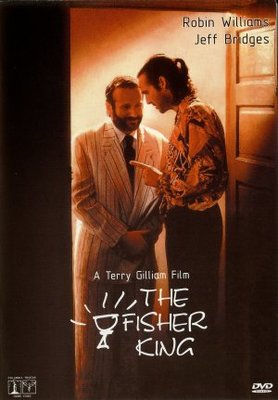 Fisher king movie poster