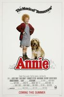 Annie movie poster (1982) picture MOV_8b440c8f