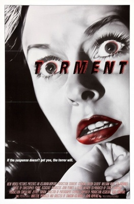 Torment movie poster (1986) poster MOV_8b44c523