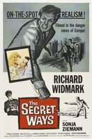 The Secret Ways movie poster (1961) picture MOV_8b4b0381