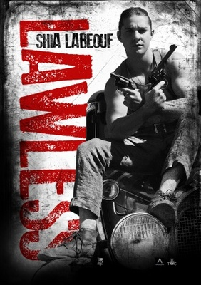 Lawless movie poster (2010) poster MOV_8b4f73b1