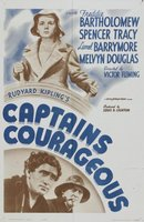 Captains Courageous movie poster (1937) picture MOV_8b53dab5