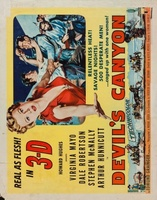 Devil's Canyon movie poster (1953) picture MOV_8b574926