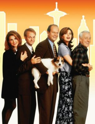 Frasier movie poster (1993) poster MOV_8b57c579