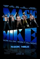Magic Mike movie poster (2012) picture MOV_8b587037