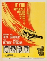 On the Beach movie poster (1959) picture MOV_8b63f27d
