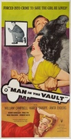 Man in the Vault movie poster (1956) picture MOV_8b67d435