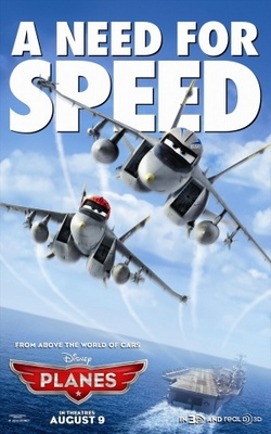 Planes movie poster (2013) poster MOV_8b71a44f