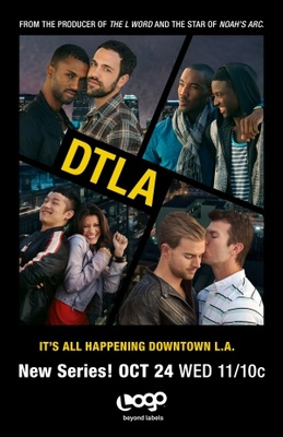 DTLA movie poster (2012) poster MOV_8b776cd9