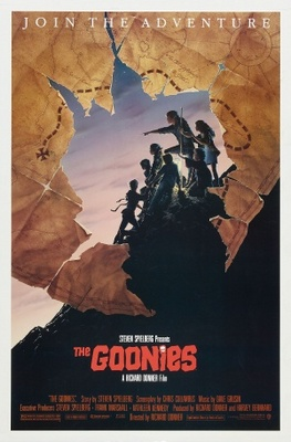 The Goonies movie poster (1985) poster MOV_8b77ffe0