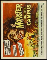 Monster on the Campus movie poster (1958) picture MOV_8b7d681c