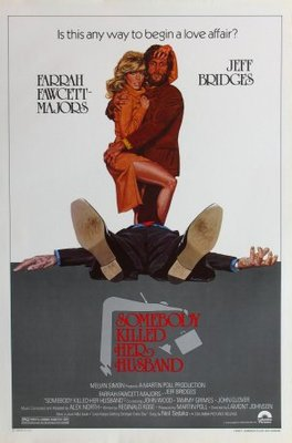 Somebody Killed Her Husband movie poster (1978) poster MOV_8b83719e