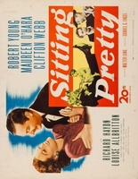 Sitting Pretty movie poster (1948) picture MOV_8b85cf24