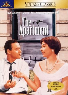 The Apartment movie poster (1960) poster MOV_8b867ded