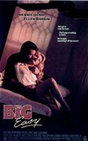 The Big Easy movie poster (1987) picture MOV_109e5c90