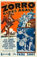Zorro Rides Again movie poster (1937) picture MOV_8b8ad4be