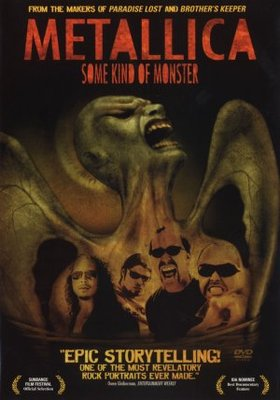 Metallica: Some Kind of Monster movie poster (2004) poster MOV_8b8ee88b