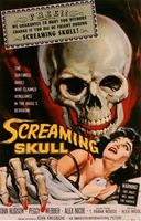 The Screaming Skull movie poster (1958) picture MOV_8b9047fe
