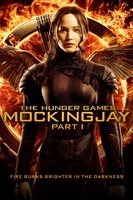 The Hunger Games: Mockingjay - Part 1 movie poster (2014) picture MOV_8b91a9a6