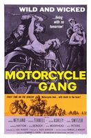 Motorcycle Gang movie poster (1957) picture MOV_8b938579
