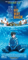 The Way, Way Back movie poster (2013) picture MOV_8b9520ad