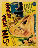 The Sin of Nora Moran movie poster (1933) picture MOV_8b9d111f
