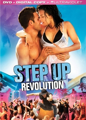 Step Up Revolution movie poster (2012) poster MOV_8ba5981f