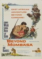 Beyond Mombasa movie poster (1956) picture MOV_8ba8124e