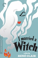 I Married a Witch movie poster (1942) picture MOV_8bacbb73