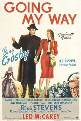 Going My Way movie poster (1944) poster MOV_8bad64c9