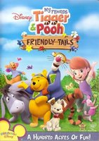 My Friends Tigger & Pooh's Friendly Tails movie poster (2008) picture MOV_8baf63cc