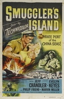 Smuggler's Island movie poster (1951) picture MOV_8bb17dea