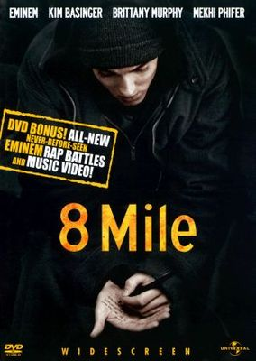 8 Mile movie poster (2002) poster MOV_8bb3fea5