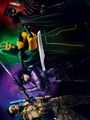 Kick-Ass 2 movie poster (2013) poster MOV_8bbca993