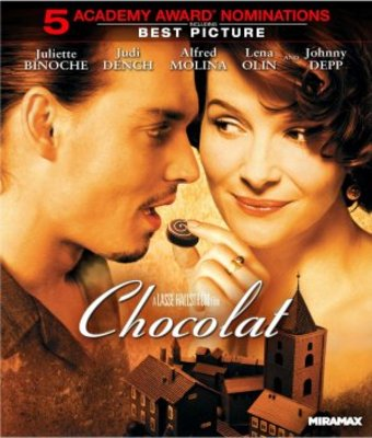 Chocolat movie poster (2000) poster MOV_8bbcdc1f