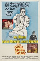 The Gene Krupa Story movie poster (1959) picture MOV_8bbeee38