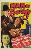 Man of Courage movie poster (1943) picture MOV_8bc384fd