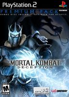 Mortal Kombat: Deception movie poster (2004) picture MOV_8bc87e3b