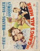 The Gang's All Here movie poster (1943) picture MOV_8bca8949