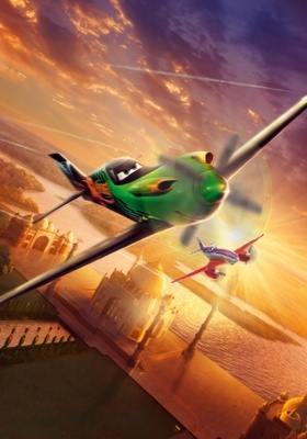 Planes movie poster (2013) poster MOV_8bd28587